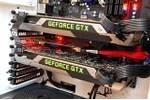 nVidia Geforce GTX Titan SLI und AMD Radeon HD 7970 Toxic Crossfire