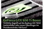 MSI N650Ti Boost TwinFrozr OC 2GB