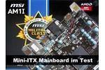 MSI AM1I Mini-ITX Mainboard