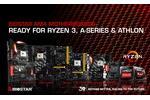 Biostar AM4 motherboards