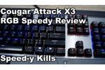 Cougar Attack X3 RGB Speedy