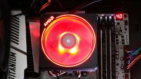 AMD Wraith Prism Boxed Kühler