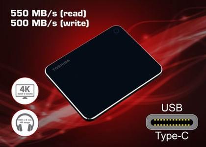 Toshiba XS700 SSD