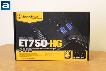 SilverStone Essential Gold ET750-HG 750W PSU