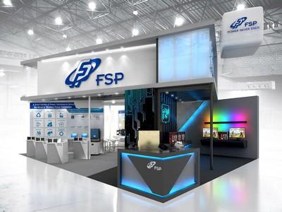 FSP Computex 2018 Netzteil