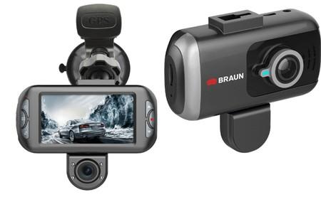 Braun B-Box T5 und B-Box T7 Dashcam