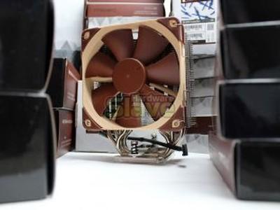 Noctua Chromax Cooler Accessories