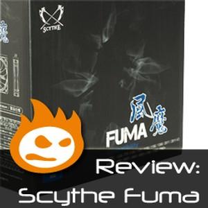Scythe Fuma CPU-Kühler