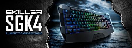 Sharkoon Skiller SGK4 Tastatur