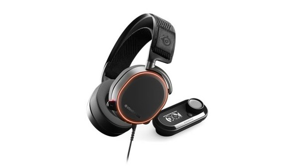 SteelSeries Arctis Pro and GameDAC Headset