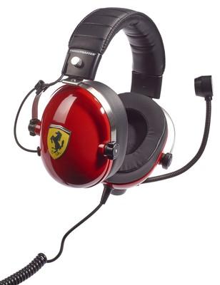 Thrustmaster Scuderia Ferrari Headset