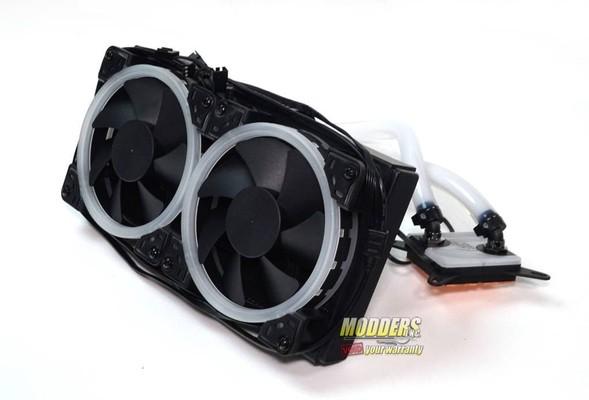 Swiftech H240 X3 AIO Cooler