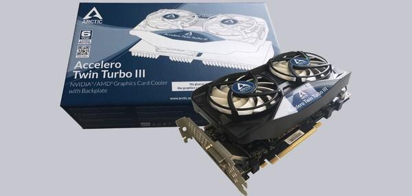 Arctic Accelero Twin Turbo III GPU Kühler