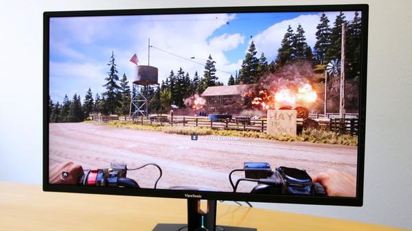 ViewSonic XG3220 UHD FreeSync HDR Monitor