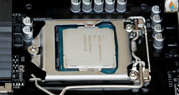 Intel Core i3-8350K CPU