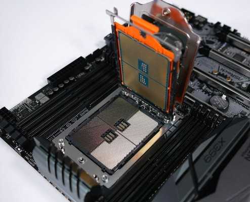 AMD Threadripper 1920X and 1950X and 2950X