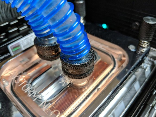AMD Ryzen Threadripper 2950X Overclocking