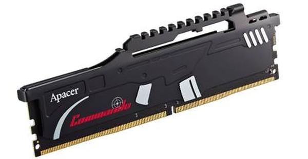 Apacer Commando DDR4 Gaming Speicher