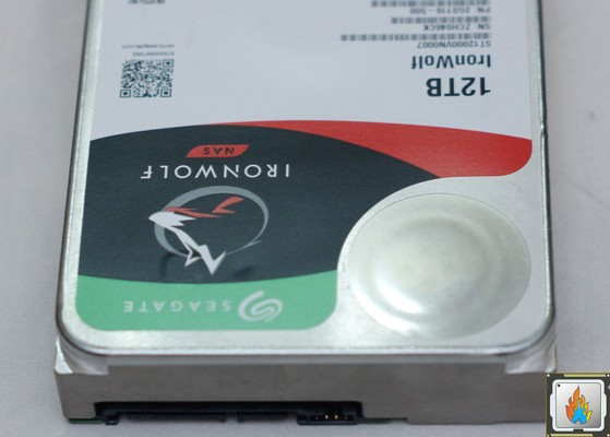 Seagate IronWolf 12TB NAS HDD