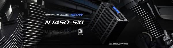 SilverStone NJ450 450W Fanless PSU
