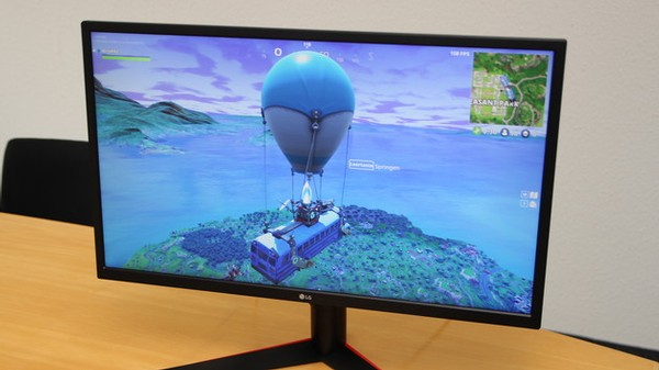LG 27GK750F 240Hz FreeSync Monitor