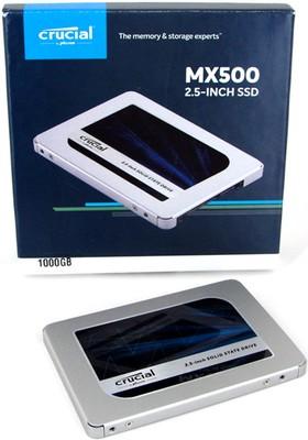 Crucial MX500 SSD 1TB