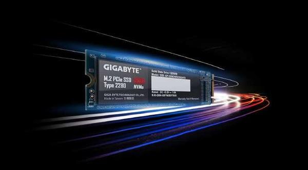 Gigabyte 128GB 256GB 512GB NVMe PCIe M2 SSD