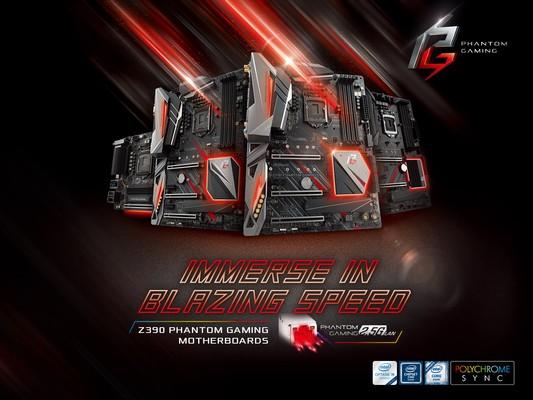 ASRock Intel Z390 Motherboards