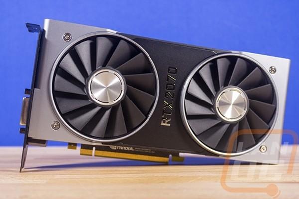 nVidia RTX 2070 Founders Edition