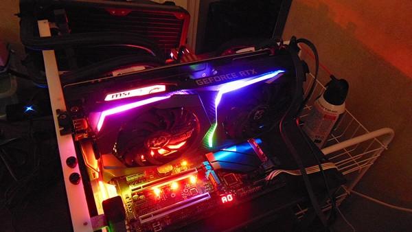 MSI GeForce RTX 2070 Gaming Z
