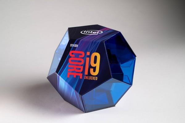 Intel Core i9-9900K and Intel Core i7-9700K