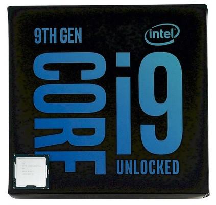 Intel Core i9-9900K 9th Gen CPU