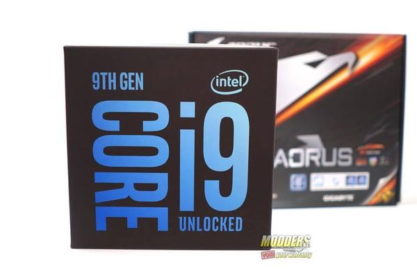 Intel Core I9 9900k Processor