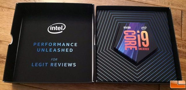 Intel Core i9-9900K CPU