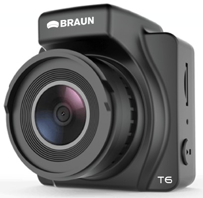 Braun B-Box T6 Full-HD Dashcam