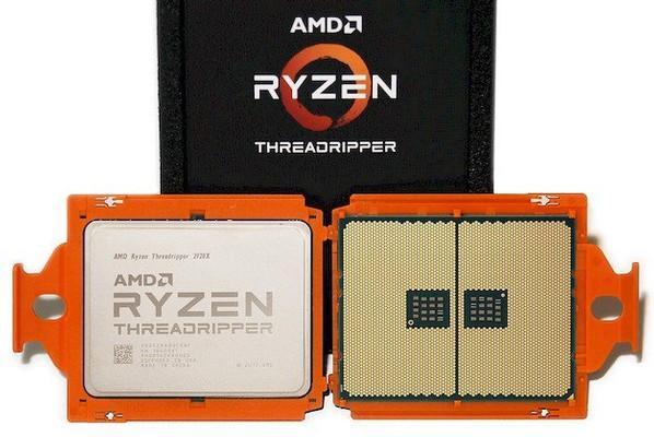 AMD Ryzen Threadripper 2970WX and 2920X