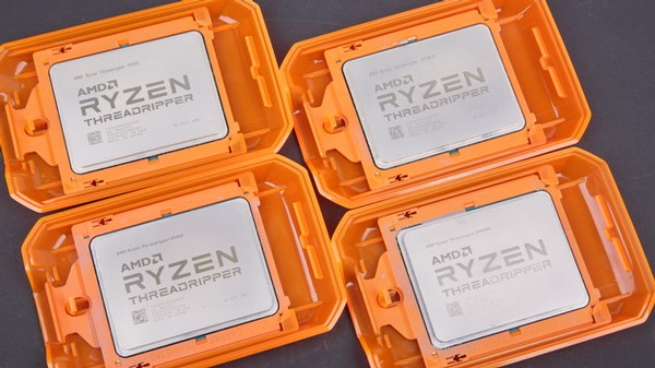 AMD Threadripper 2990WX 2970WX 2950X und 2920X