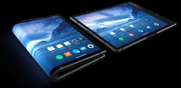 Royole FlexPai flexibles Smartphone