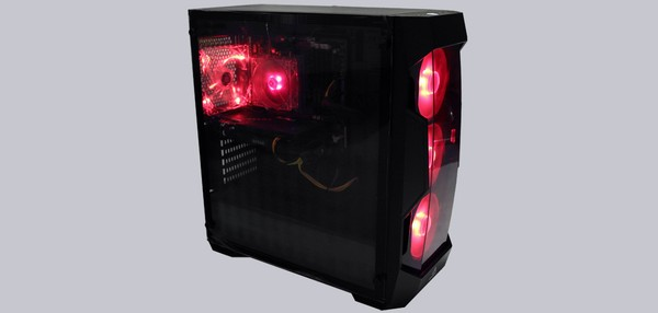 Antec DF500 RGB PC Gehäuse