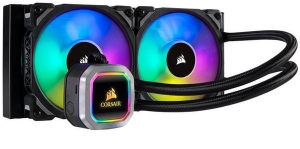 Corsair Hydro H100i Platinum RGB Cooler