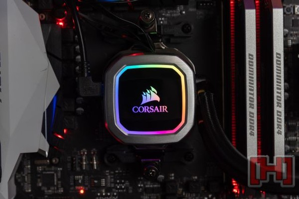 Corsair H115i RGB Platinum CPU Cooler