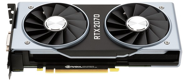 Palit GeForce RTX 2070 Dual Video Card