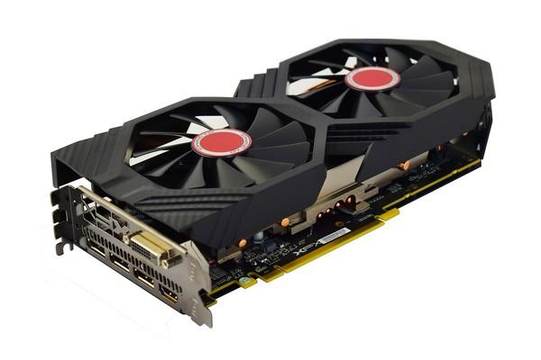 XFX Radeon RX 590 Fatboy OC Video Card
