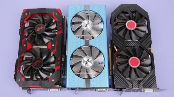 Sapphire PowerColor und XFX RX 590 Grafikkarten