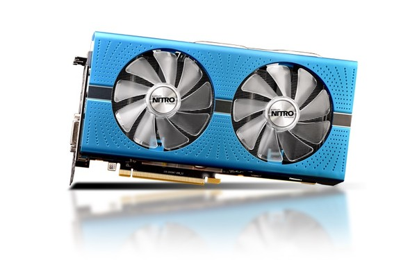 Sapphire Nitro Radeon RX 590 8GB Special Edition