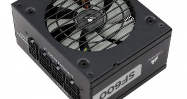 Corsair SF600 Platinum SFX PSU