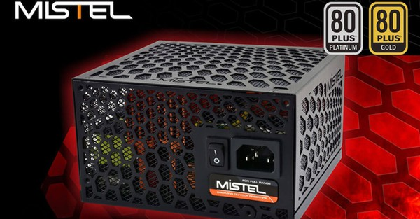 Mistel Vision MX650 Fanless PSU