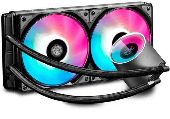 Deepcool CASTLE 240RGB Cooler