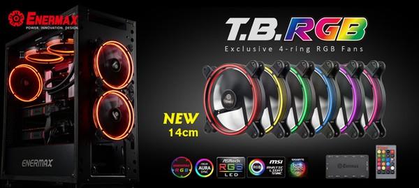 Enermax TBRGB 14cm