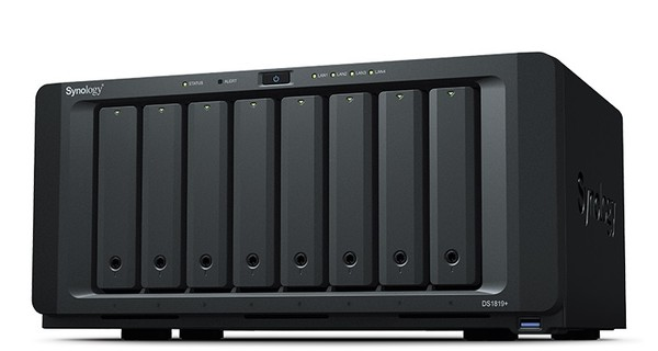 Synology DS1819 und RS1619xs